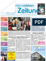 Koblenz Erleben / KW 45 / 12.11.2010 / Die Zeitung als E-Paper