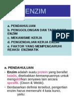 Enzim Biokimia