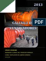 053401008 - Calculo de Ventiladores