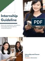 Internship Guideline Academic Year 20182019_7th Feb 2019