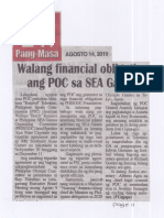 Pnag-Masa, Aug. 14, 2019, Walang financial obligation ang POC sa SEA Games.pdf