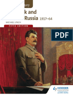 Access to History Bolshevik and Stalinist Russia 1917 64