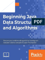 Beginning Java Data Structures and Algorithms, James Cutajar, 2018