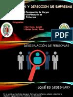 Organizacion y Direccion de Empresas