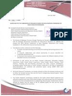 Research memorandum