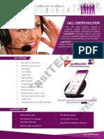 Call Center Dialer Brochure