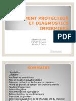 Isolement Protecteur Et Diagnostics Infirmiers