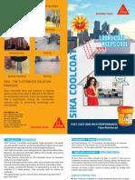 Sika CoolCoat Brochure