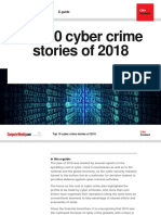 Top 10 Cybercrime Stories of 2018