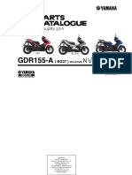 Parts Catalogue -Yamaha NVX