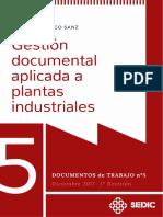 Gestion documntal aplicada a plantas industriales