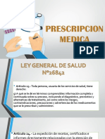 PRESCRIPCION MEDICA.pptx
