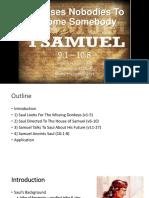 1 Samuel 9