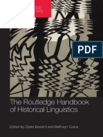 [Claire Bowern, Bethwyn Evans] the Routledge Handb(Z-lib.org)