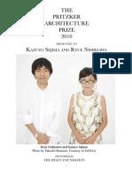 Pritzker Prize 1