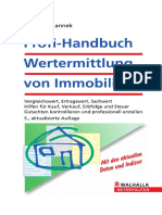 Profi Handbuch Wertermittlung Von Immobilien