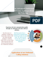 Most Advanced Outbound Call Center Software from IQ Telecom