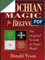 Enoch magic