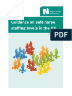 UK Nurse Staffing