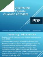 System development report