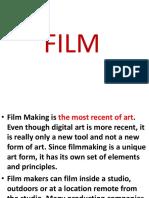 Film & Theatre Arts