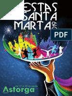 Programa Fiestas Astorga 2019