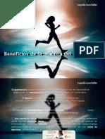 Leopoldo Lares Sultán - Beneficios de la práctica del deporte