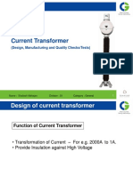 Presentation CT & CVT
