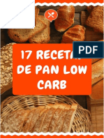 17 Receitas de Pão Low Carb Espanhol
