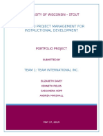 educ 768 final project team international