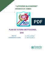 PLAN DE TUTORÍA INSTITUCIONAL 2019.docx