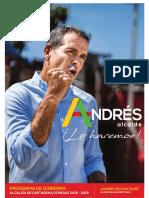 Programa de Gobierno - Andres Betancourt