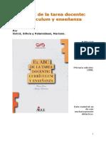 Texto Optativo GVIRTZ Silvina PALAMIDESSI Formas de Evaluar CAP 8