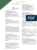 List of major importers - Brunei
