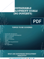 Sustainable Development Goals(goal1)