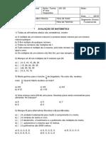 Matematica 4º ano 3ºbimestre