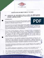 2. Reglamento Para La Venta de Hidrocarburos Liquidos y Productos Derivados