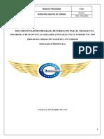 Operacion Logistica en Turismo Programa Norma 5665 Turismo Actualizado a Julio 29