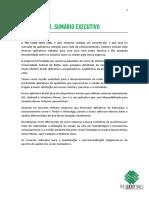 Plano de Negócio de empresa de Software 2014