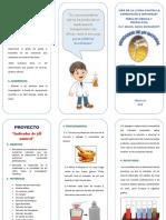 Proyecto Indicador de PH
