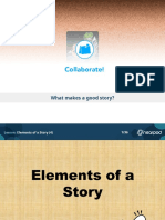 introduction pp- elements of a story