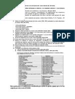 documentos requeridos ejemplo