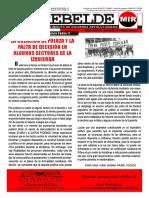 EL REBELDE - Suplemento Especial 54° Aniversario - 15 de AGOSTO de 2019
