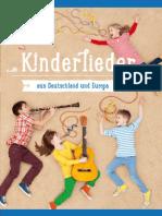 Liederprojekt (3-10) 41 Kinderlieder aus Deutschland und Europa