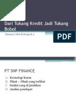 PT SNP FINANCE 1.pptx