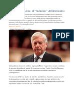 Mario Vargas Llosa El Hechicero Del Liberalismo