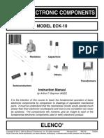 Basic Electronic Component Kit ECK-10 REV-M