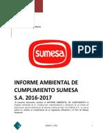 INFORME AMBIENTAL DE CUMPLIMIENTO SUMESA S.A..docx