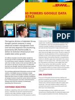 CSI DHL Resilience360 Google Case Study En