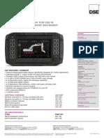 M870 Data Sheet
